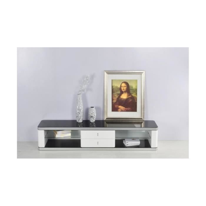 Phone tv stand achat vente meuble tv hi fi phone tv for Meuble tv console