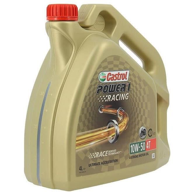 castrol power 1 racing 4t 10w50 conditionneme achat. Black Bedroom Furniture Sets. Home Design Ideas