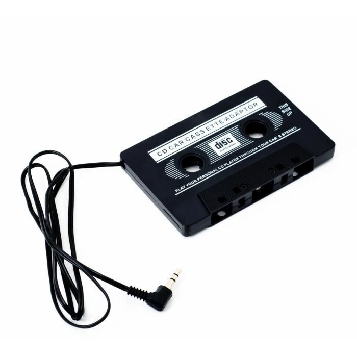 cassette voiture audio adaptateur iphone cd mp3 radio cd. Black Bedroom Furniture Sets. Home Design Ideas
