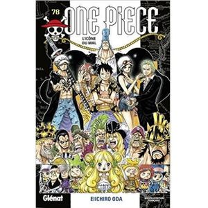MANGA One Piece Tome 78
