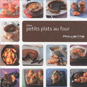 LIVRE CUISINE TRADI Mes petits plats au four