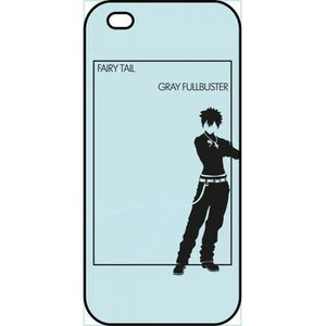 coque apple iphone se fairy tail gray fullbuster