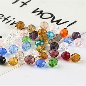 300 Pcs-Perles Lettres PIECES - 7 x 7 mm lettres PLAYBOX-En bois Perles