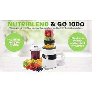 BLENDER MACHINE NUTRI BLENDER PRO SMOOTHIES NUTRITION SAIN