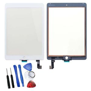 DALLE D'ÉCRAN Vitre tactile Blanc iPad Air 2 iPad 6 A1567 Wifi +