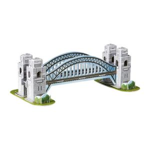 Sydney Harbour Bridge puzzle 3D
