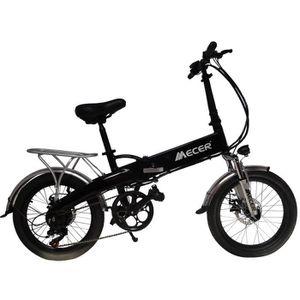 VÉLO ASSISTANCE ÉLEC MECER Vélo pliable éléctrique - batterie 36V avec