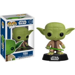 FIGURINE - PERSONNAGE Figurine Funko Pop! Star Wars : Yoda