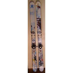 SKI Ski parabolique freestyle VOLKL Wall