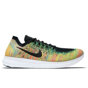 sale retailer fb572 6724f BASKET Chaussures Nike Free RN Flyknit 2017 880843 005