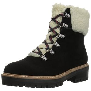 Mika Hiker Boot With Faux Shearling Trim TUVKG Taille 40 1 2