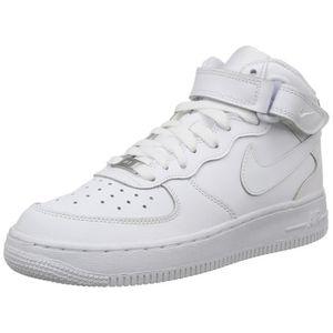 BASKET Nike Air Force 1 Mid (gs), unisexe-adulte Salut Ba