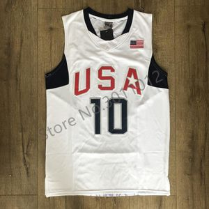 MAILLOT DE BASKET-BALL Maillot de Basket Ball #10 Kobe Bryant Dream Team