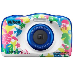 APPAREIL PHOTO COMPACT NIKON W100