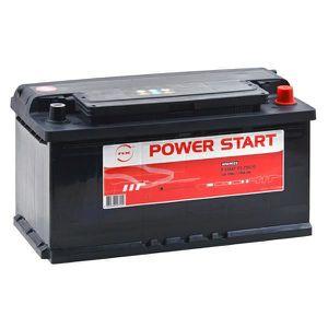 BATTERIE VÉHICULE Batterie voiture P Start 92-720 12V 92Ah +D - Batt
