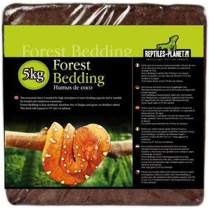 DÉCO VÉGÉTALE - RACINE Substrat pour Reptiles Forest Bedding 5 kg REPTILE