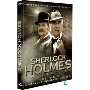 DVD FILM Sherlock holmes collection vol 3 - Coffret 2 DVD