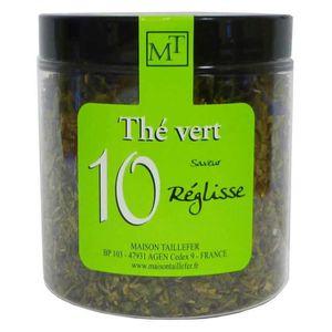 THÉ Thé Vert Réglisse Pot 70g