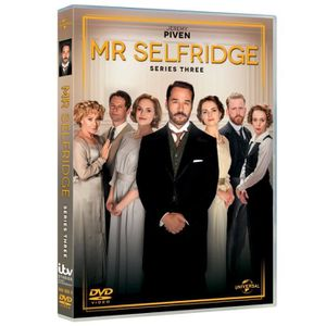 DVD SÉRIE Mr Selfridge - Saison 3