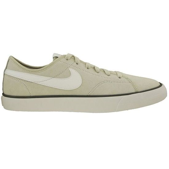 Chaussures Nike Primo Court Leather Beige Beige - Achat / Vente basket
