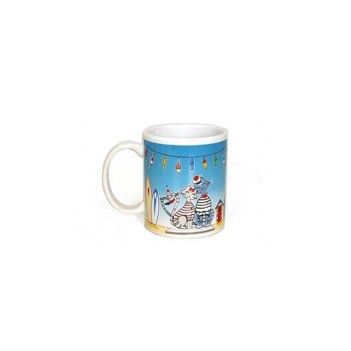Mug Roxy - 320 mL - Céramique 9,5 cm