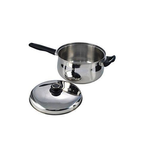 Stainless Seel Collection Casserole en inox 22 cm