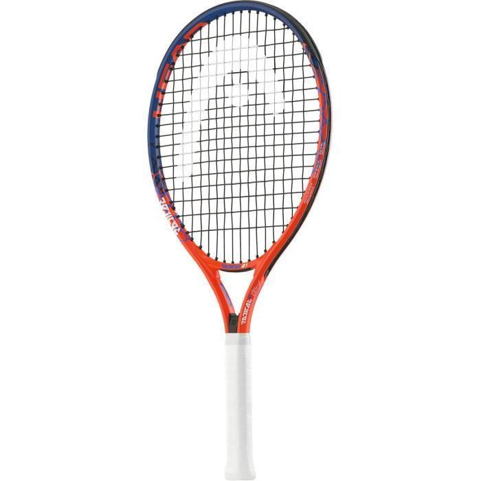 HEAD Radical 21 Raquette de Tennis Enfant, Orange-Bleu
