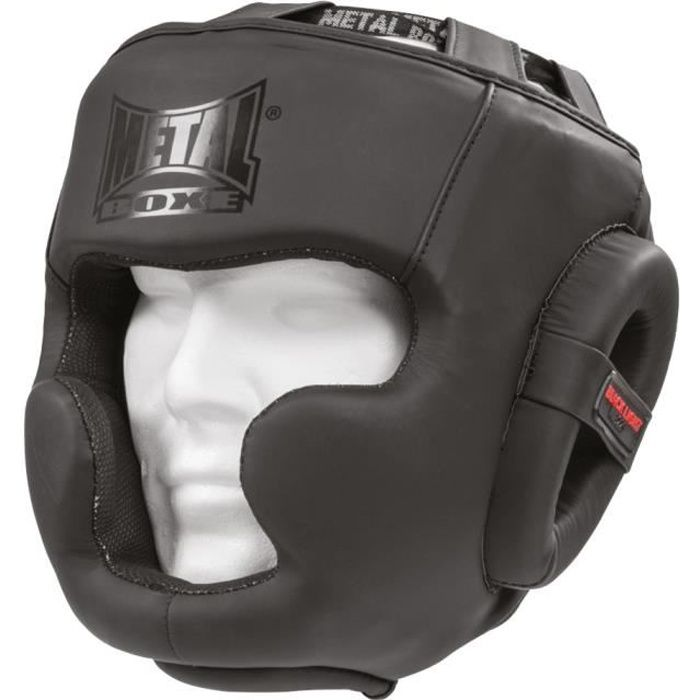 METAL BOXE Casque Intégral Curtex Black Light