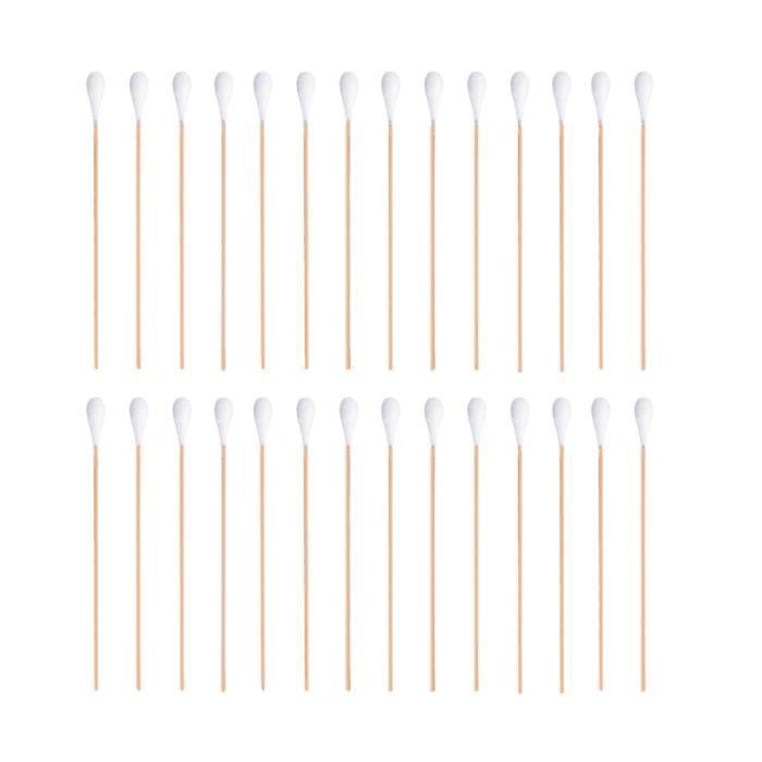 Bâtons de nettoyage d'écouvillon coton-tige multi-usage tiges de universelles bâton de ENTRETIEN - NETTOYAGE PHOTO - OPTIQUE