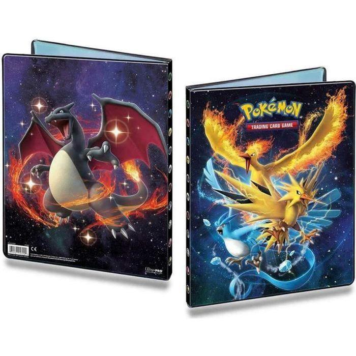 Pokémon - Cahier Range-Cartes Portfolio SL11.5 - A4 180 cartes