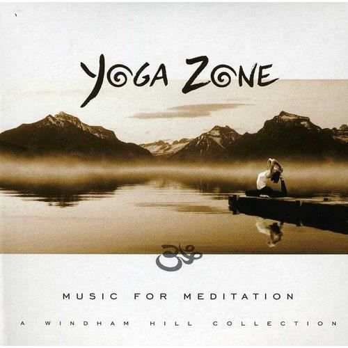CD AMBIANCE - LOUNGE Yoga Zone - Music for Meditation