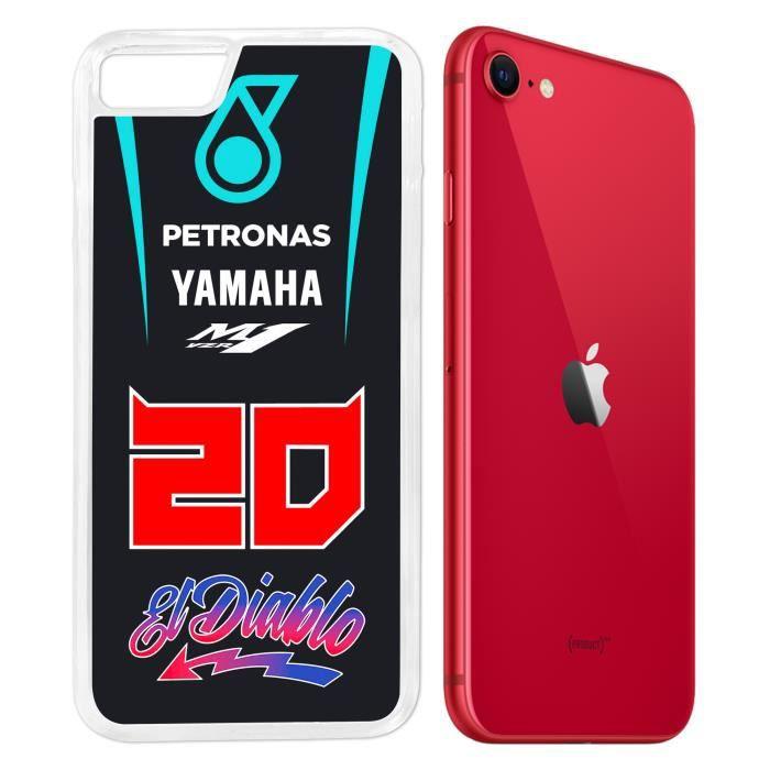 Coque iPhone SE 2020 - Quartararo 20 Motogp M1