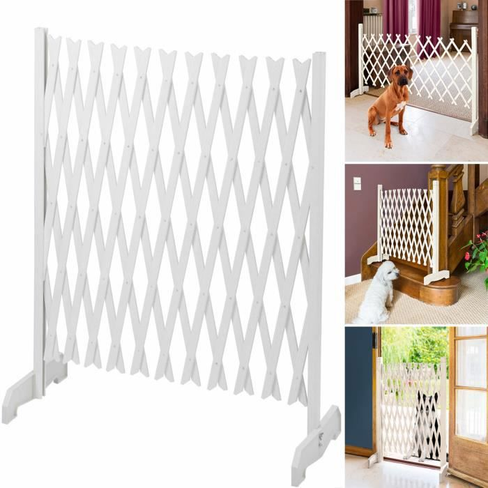 barriere de securite pour chien achat vente barriere de securite pour chien pas cher cdiscount. Black Bedroom Furniture Sets. Home Design Ideas