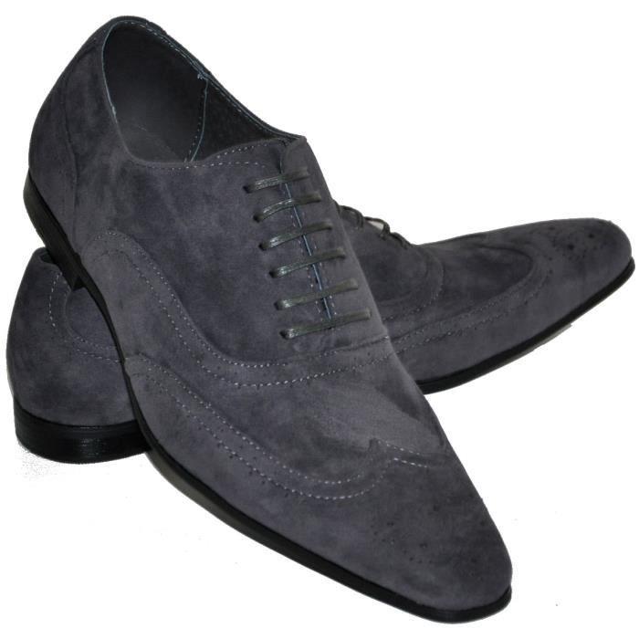 Chaussures homme pas cher à i Gris Gris - Achat / Vente