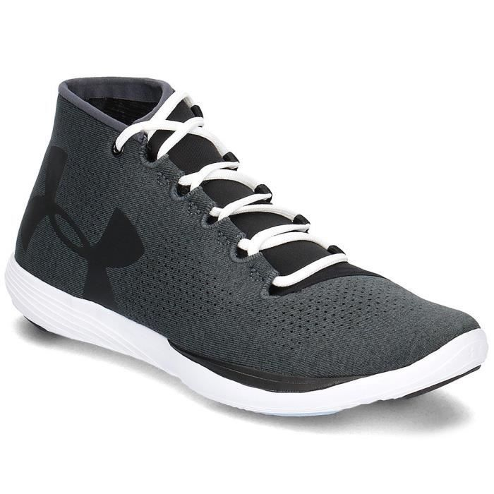 Under Armour Street Precision Rlxd Vert - Chaussures Baskets basses Femme