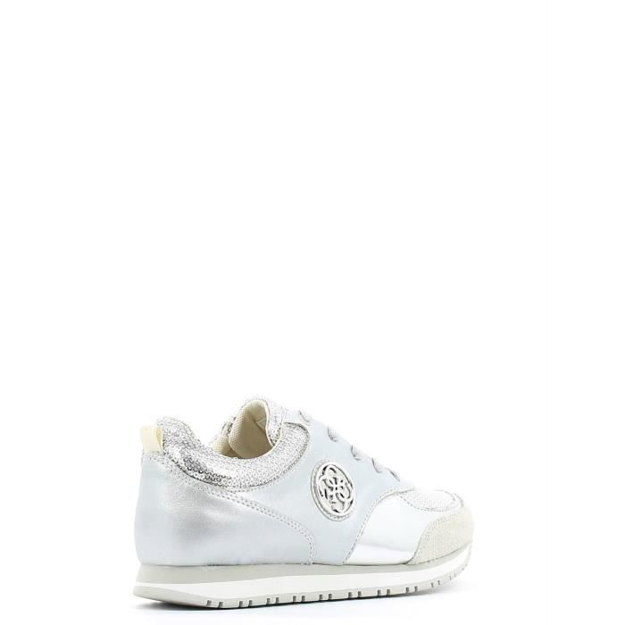 Guess Sneakers Femme Argent