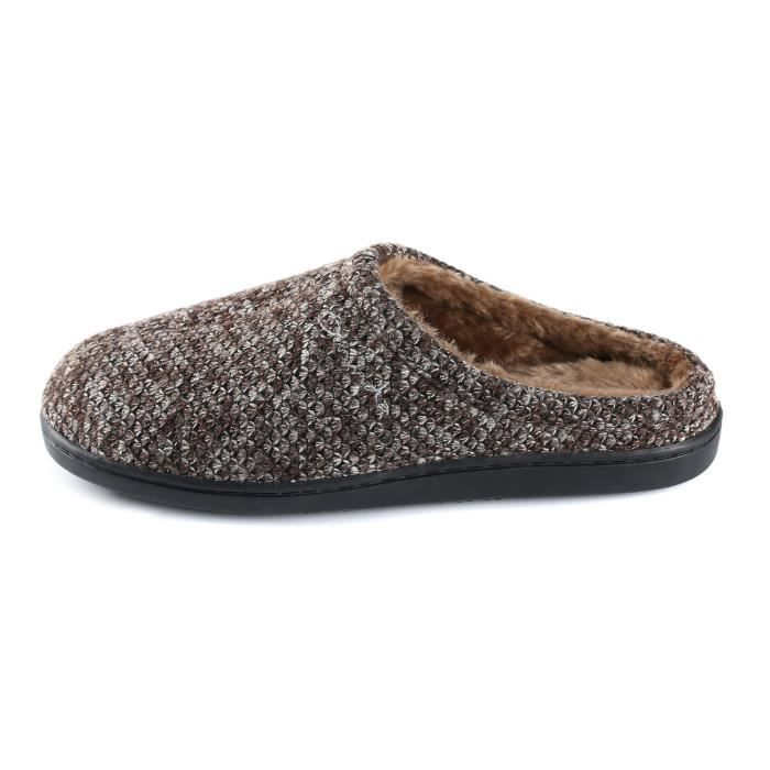 Plush Slippers Winter Slippers For Indoor VHZ70 Taille-44 1-2 l94fGgl1