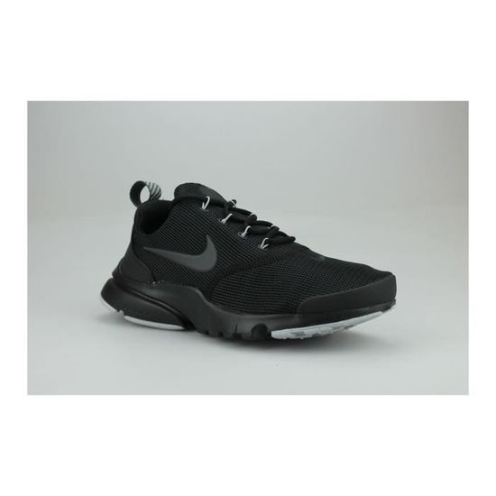low cost wholesale outlet how to buy Baskets Nike Presto Fly Junior Noir Noir - Achat / Vente basket ...