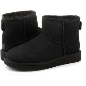 BOTTINE UGG - Classic Mini II Black
