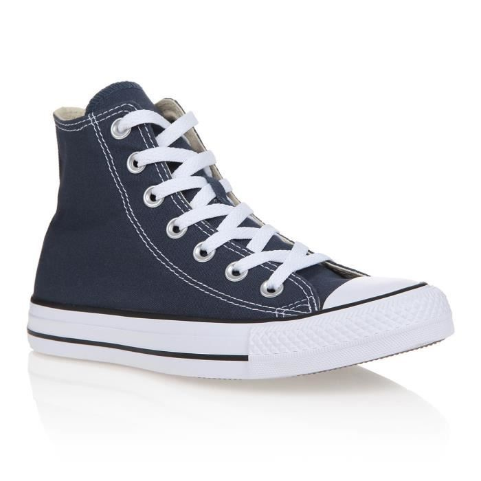 CONVERSE Baskets montantes All Star - Bleu marine - Mixte ...