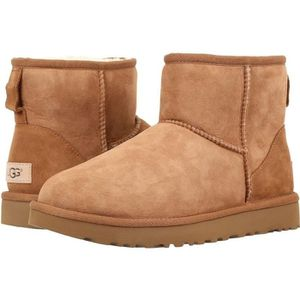 BOTTINE UGG - Classic Mini II Chestnut