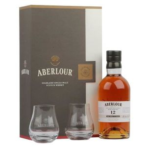 WHISKY BOURBON SCOTCH Aberlour - 12 ans - Non chill-filtered - Single Ma