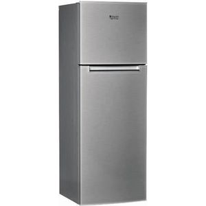 RÉFRIGÉRATEUR CLASSIQUE HOTPOINT HTM1722V -Réfrigérateur congélateur haut-