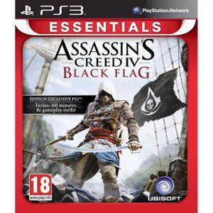 JEU PS3 Assassin's Creed 4 Essentials Jeu PS3