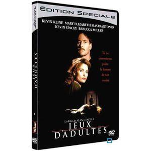 DVD FILM DISNEY CLASSIQUES - DVD Jeux d'adultes