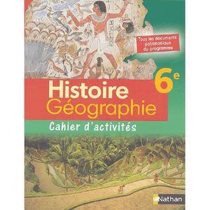 Histoire Geographie 6e Fichier Activites 2004