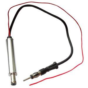 INSTALLATION AUTORADIO Aerzetix: Amplificateur ampli d'antenne auto autor