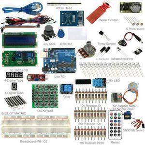 CARTE MÈRE Arduino - UNO R3 - Kit de démarrage avec RFID LCD1