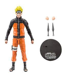 FIGURINE - PERSONNAGE Figurine Miniature EM26U Naruto Action Figure, mul
