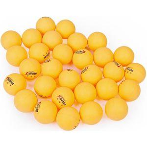 BALLE TENNIS DE TABLE Balles de tennis de table 30 PCS, Balles de ping p